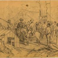 Approaching Elections during the Siege of Petersburg